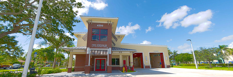 Coconut Creek Fire Station 50
