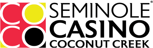 SPONSOR - Seminole Coconut Creek Casino