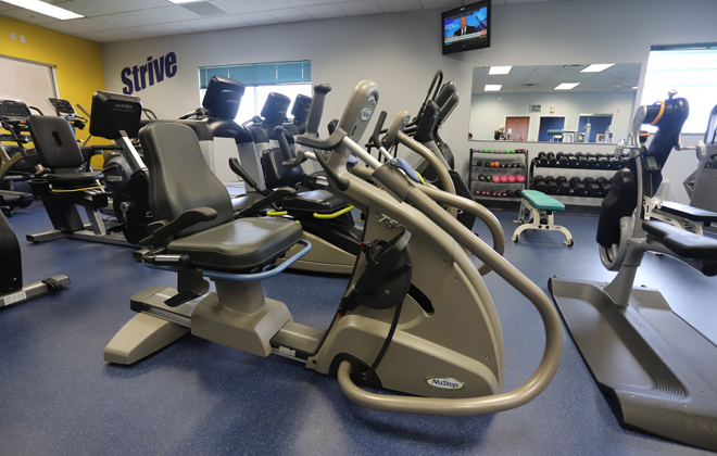 CreekFit South - Cardio Equipment